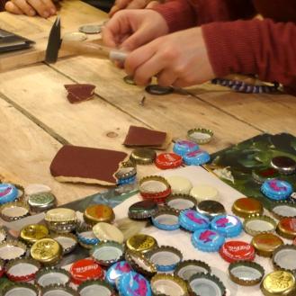 decorare gioielli con la tecnica della miniatura
