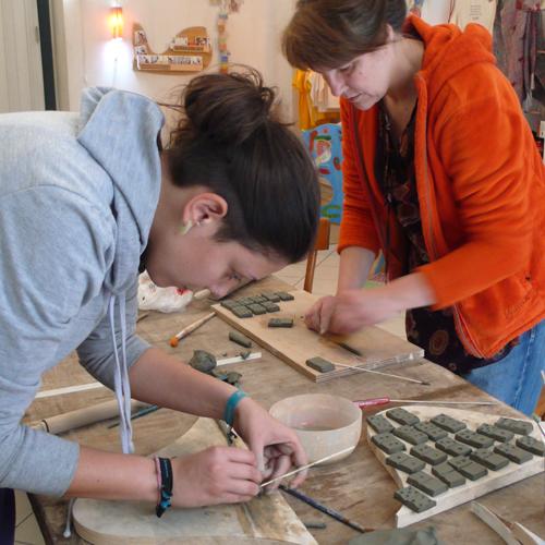 Officina dell'argilla con Cristina Nicolucci