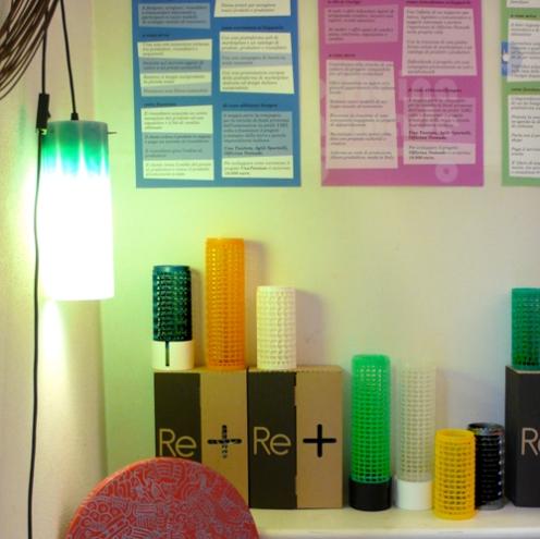 le lampade RE+