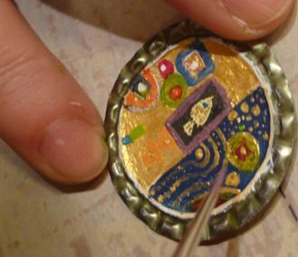 miniatura handmade